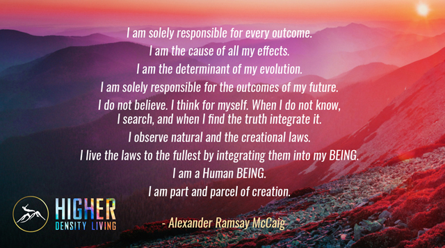 What Is Your Affirmation? -