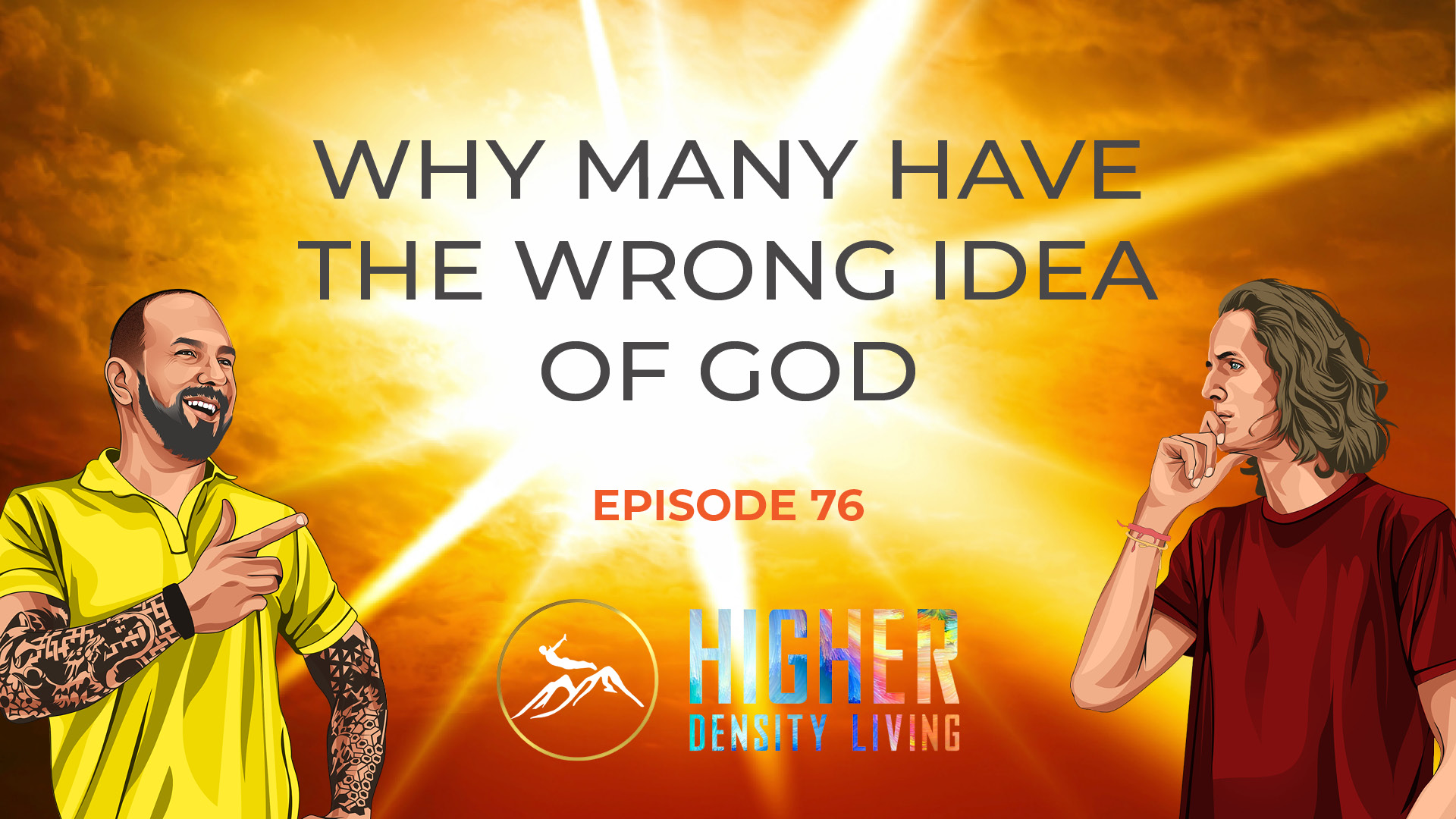 Why Many Have the Wrong Idea of God
