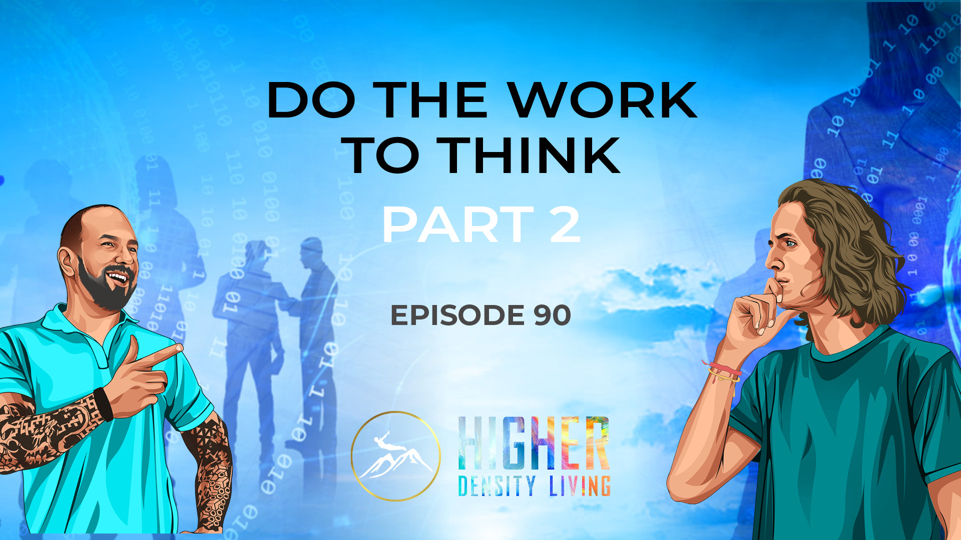 Do the Work to Think