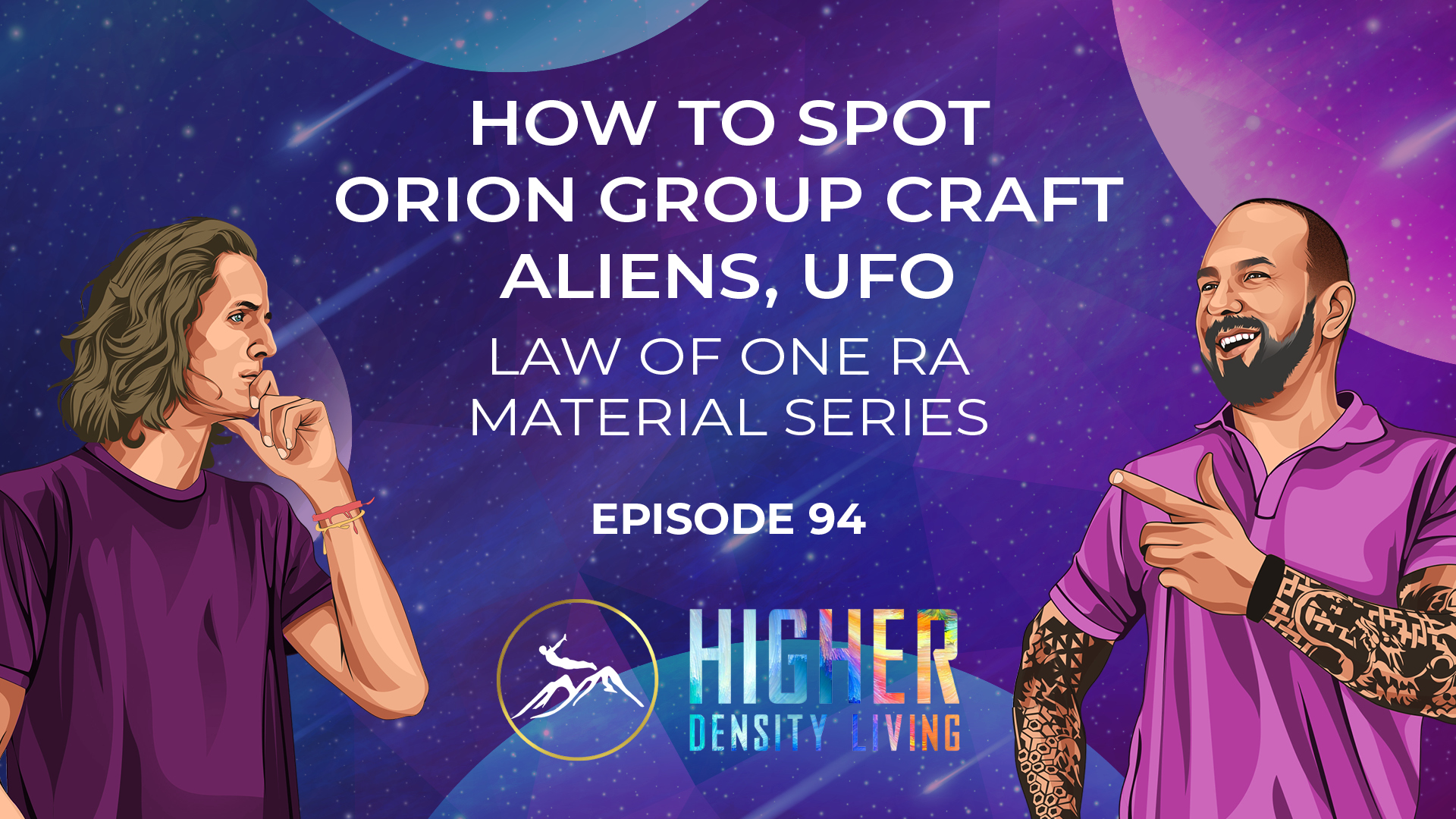 How to Spot Orion Group Craft Aliens