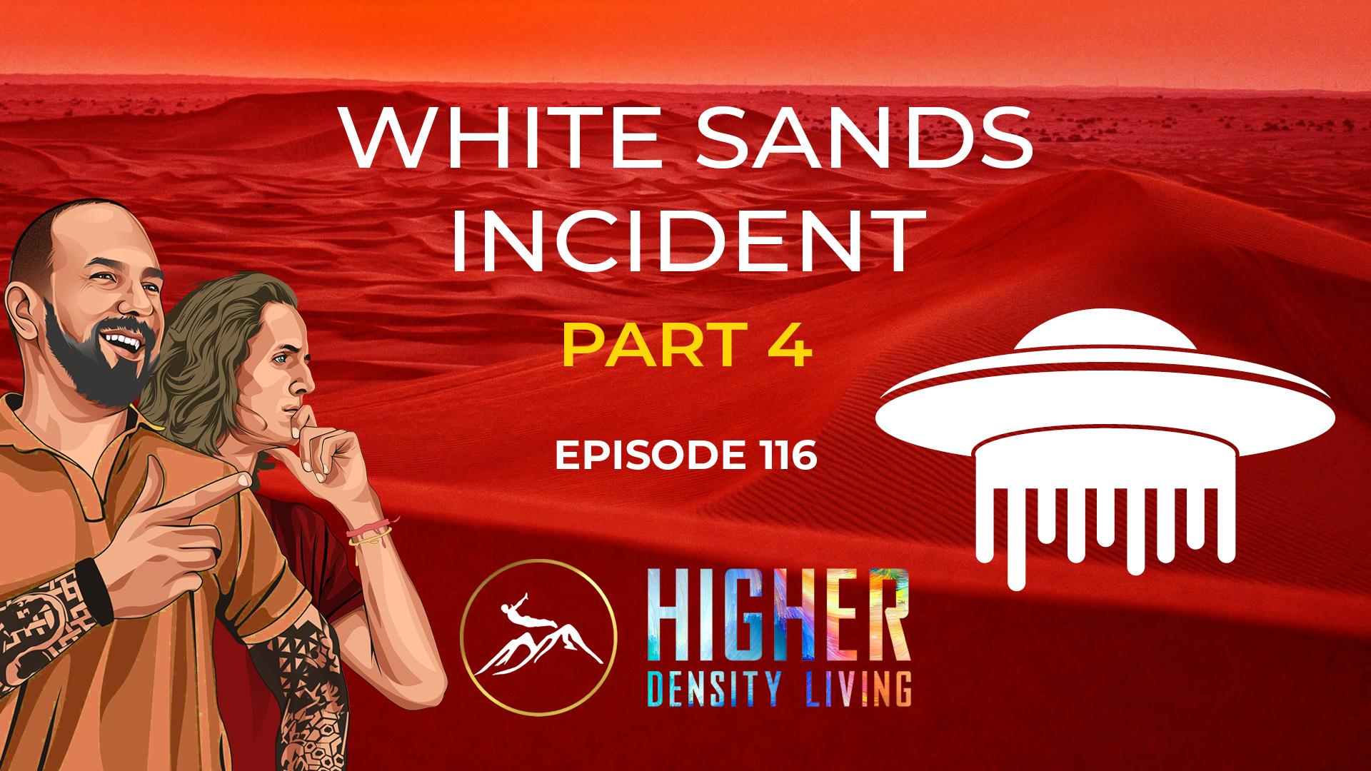 White Sands Incident - Part 4