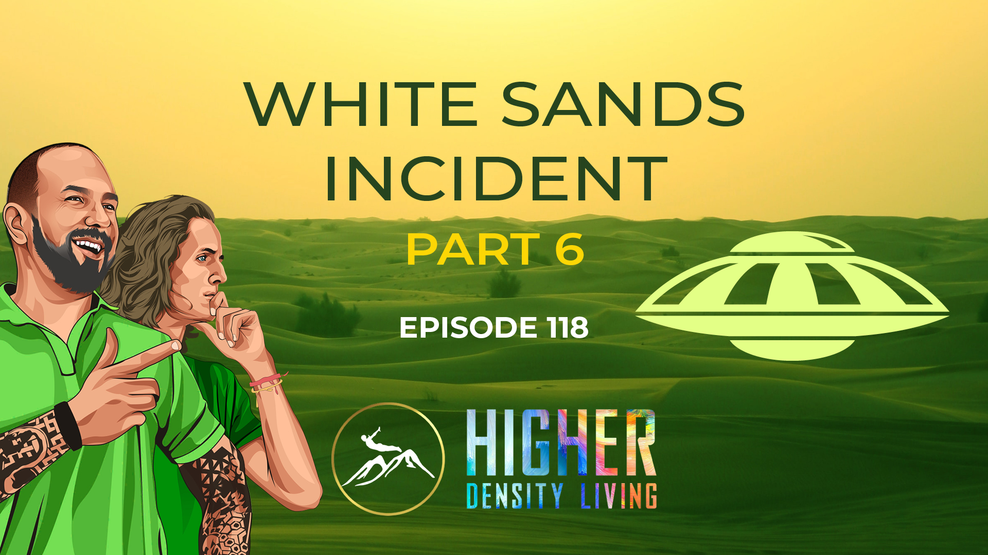 White Sands Incident - Part 6